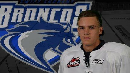 Reid Fritzke (photo from scbroncos.com)
