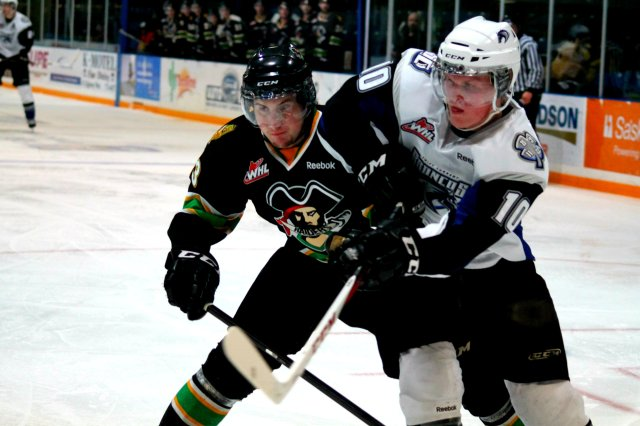 Colby Cave  (photo from scbroncos.com)