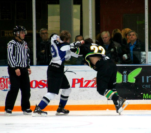 Tanner LeSann (photo from scbroncos.com)