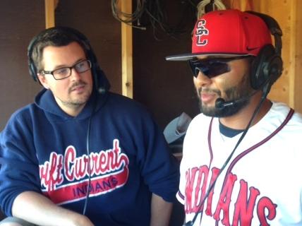 Ryan Switzer with Mario Sanchez on Overtime