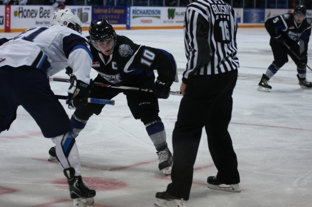 Cave against the Blades (photo from scbroncos.com)