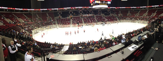 Portland Winterhawks Arena