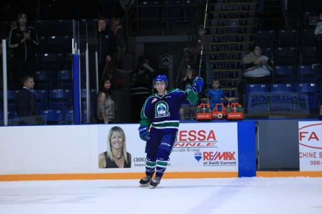Jay Merkley (Photo by Darwin Knelsen for scbroncos.com)