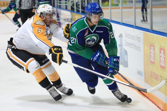 Max Lajoie (photo by Darwin Knelsen for scbroncos.com)
