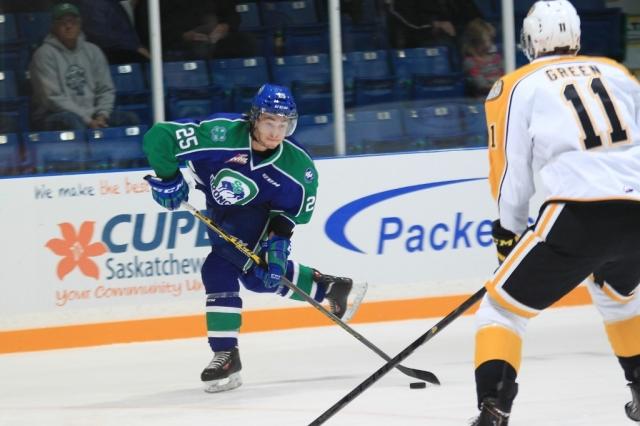 Zac Mackay (photo by Darwin Knelsen for scbroncos.com)