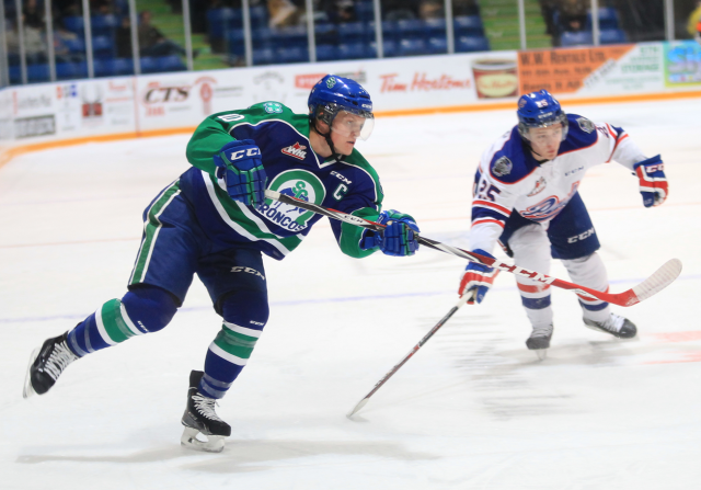 Colby Cave (photo by Darwin Knlesen for scbroncos.com)
