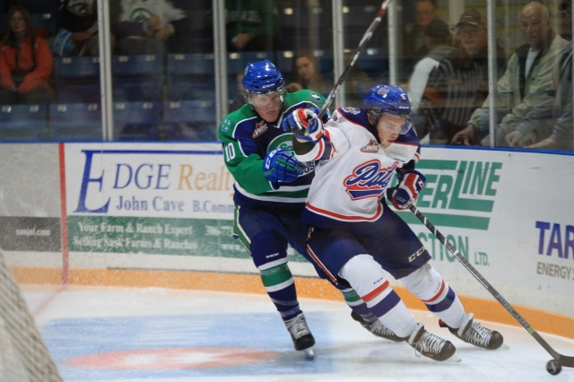 Colby Cave (photo by Darwin Knelsen for scbroncos.com)