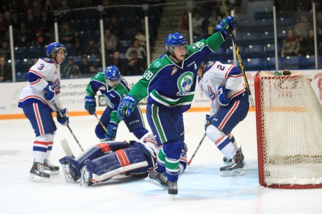 Coda Gordon (photo by Darwin Knelsen for scbroncos.com)