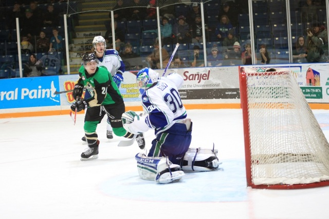 Landon Bow (photo by Darwin Knelsen for scbroncos.com)