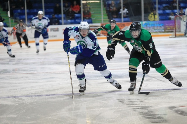 Cavin Leth (photo by Darwin Knelsen for scbroncos.com)