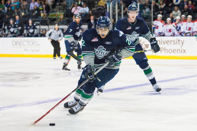 Calvin Spencer (photo from scbroncos.com)