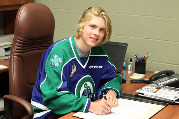 Stotts signed